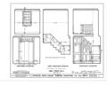 Ebenezer Smith House, 20 Main Street, Durham, Strafford County, NH HABS NH,9-DUR,4- (sheet 20 of 38).png