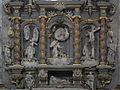Ebrach, Kloster Ebrach, Altar of Saint Bernard 003.JPG