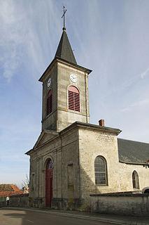Échalot Commune in Bourgogne-Franche-Comté, France