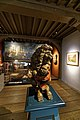 Edams Museum (1530) - First Floor - Heraldic Lion 2.jpg