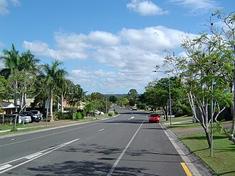 Meadowbrook, Queensland - Edeanlea Drive, 2013