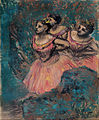 Edgar Degas - Three Dancers in Red Costume - Google Art Project.jpg