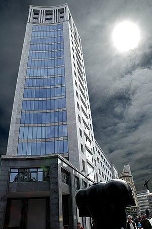 Edificio la Jirafa