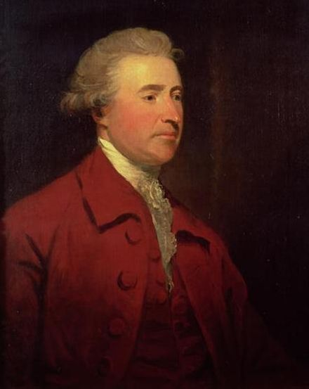 Political thinker Edmund Burke opposed the French Revolution in his Reflections on the Revolution in France.