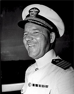 Edward Hanson U.S. Navy Vice admiral and Governor of American Samoa