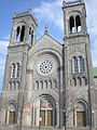 Eglise de Tres Saint-Sacrement front, Quebec city.JPG