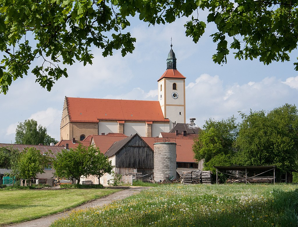 St. Michael - Ehenfeld