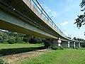 Eisenbahnbrücke über die Ruhrauen bei Obermeiderich - panoramio.jpg