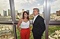 El Canciller Felipe Solá se reunió con la titular del INADI Victoria Donda (49278727746).jpg