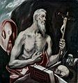 El Greco - San Jerónimo (Galería nacional de Escocia).jpg