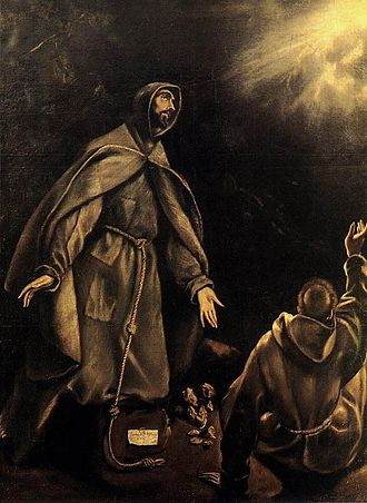 Stigmata - St. Francis of Assisi