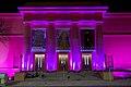 El MNBA de rosa, contra el cáncer de mama (22055969041).jpg