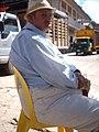 El Personaje del Pueblo de Carolina del Principe, Antioquia - panoramio.jpg