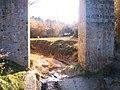 El Pont Nou, aqüeducte, Sant Pere de Riudebitlles, Detalls 22.jpg
