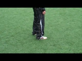 Flip flap (association football)
