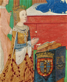 Eleanor of Portugal - Breviary, Morgan Library & Museum MS M.52 fol. 1v, cropped.png