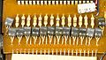 Electronic calculator Privileg SR 54 NC - Transistors-2332.jpg