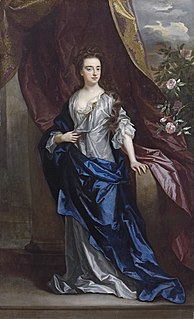 Elizabeth Sackville, Duchess of Dorset Duchess of Dorset, died 1768