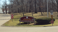 Entrance to Elizabeth Park
