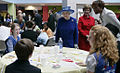 Elizabeth II at the Children's National Medical Center.jpg