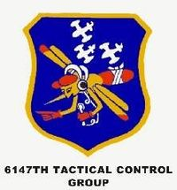 6147th Tactical Control Group - USAF units and aircraft of the Korean War