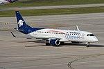 Embraer 190-100LR 'XA-GAD' AeroMexico connect (39560262324).jpg