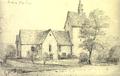 Emil Zeiß Kirche in Hillentrup Nordseite 1898.png