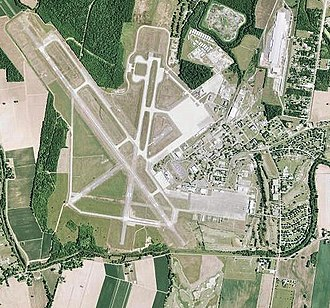 England Air Force Base - 2006 orthophoto
