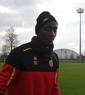 Abdoul Ba - Ba in December 2014