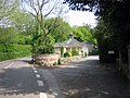 Entrance to Langton House - geograph.org.uk - 295123.jpg