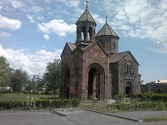 Holy Mother of God Church, Malatia-Sebastia