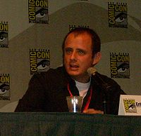 Eric Kripke vuoden 2006 William S. Paley Film -festivaaleilla.