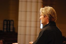 Eric Whitacre in 2009