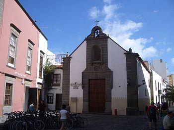 Vista parcial de la Ermita de San Antonio Abad