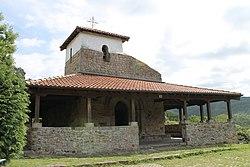 Ermita de San Pelaio (Bakio).JPG