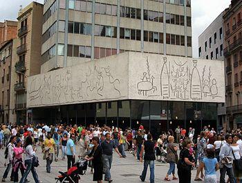 Colegio de arquitectos de catalu a wikipedia la - Colegio de arquitectos de lleida ...