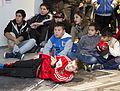 Escuelas de todo el pais visitan el Museo Malvinas (19701412563).jpg