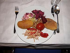 Zakuski - Image: Essen russische Speisen 03 (Ra Boe)