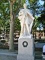 Estatua de Ordoño II en la Plaza de Oriente.JPG