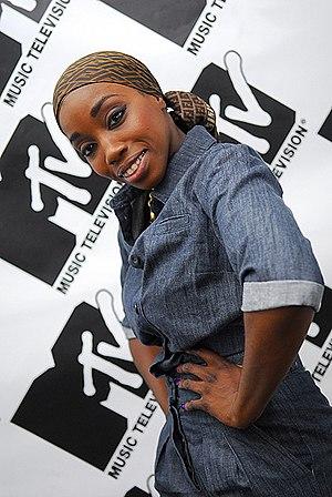 Estelle (musician) - Estelle in 2008