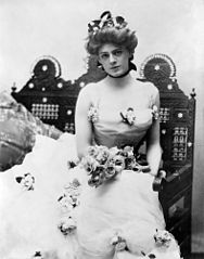 Ethel Barrymore w roku 1901.