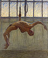 Eugène Jansson - Ring gymnast I - Google Art Project.jpg