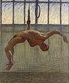 Eugène Jansson - Ring gymnast I - Google Art Project.jpg