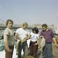 Eurovision Song Contest 1980 postcards - Samira Bensaïd 05.png