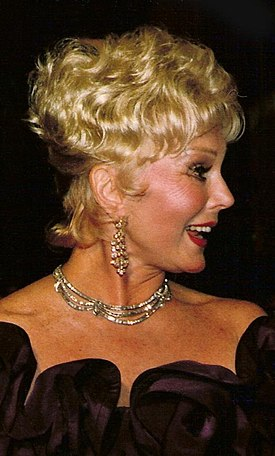 Retrach de Eva Gabor