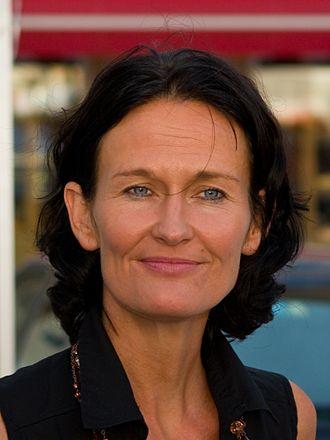 Austrian legislative election, 2013 - Image: Eva Glawischnig Sankt Poelten 20080911b
