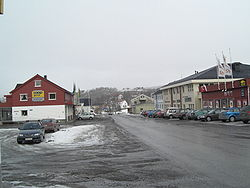View of Evenskjer
