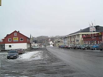 Skånland - View of Evenskjer