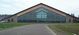 McMinnville, Oregon - The Evergreen Aviation Museum