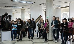 Exhibition UNDER 35 in Palace of Art Minsk 13.05.2014 05.JPG